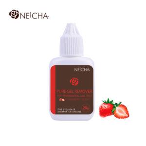 Ремувер гелевый NEICHA Pure (Клубника) 10 гр