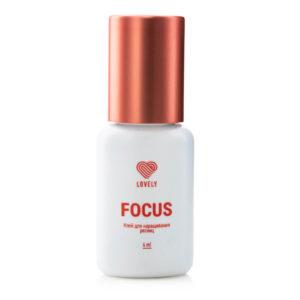 Клей черный Lovely Focus 6 мл