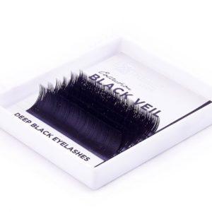 Ресницы чёрные Mini M Extreme Look (6 линий)